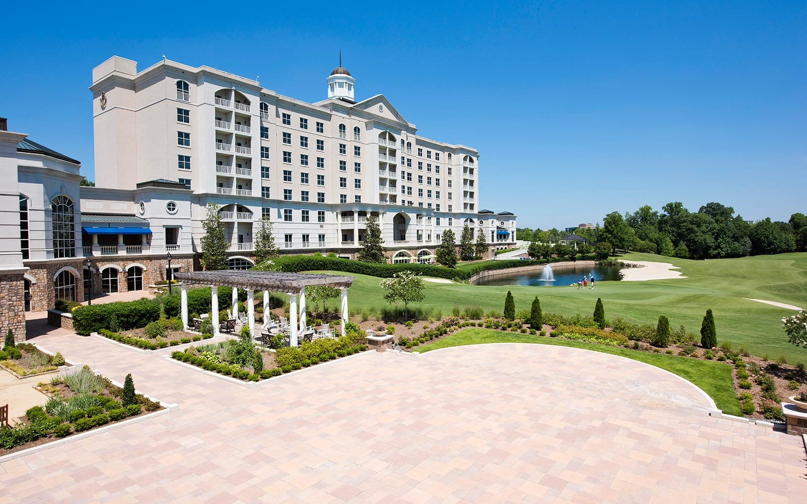 The Ballantyne, A Luxury Collection Hotel, Charlotte, North Carolina