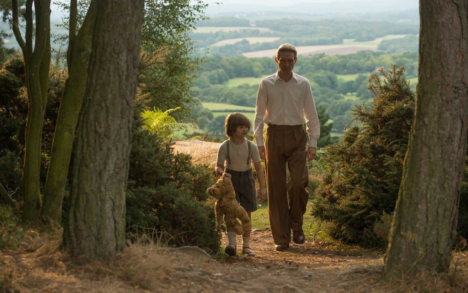 Christopher Robin film by Fox Searchlight
