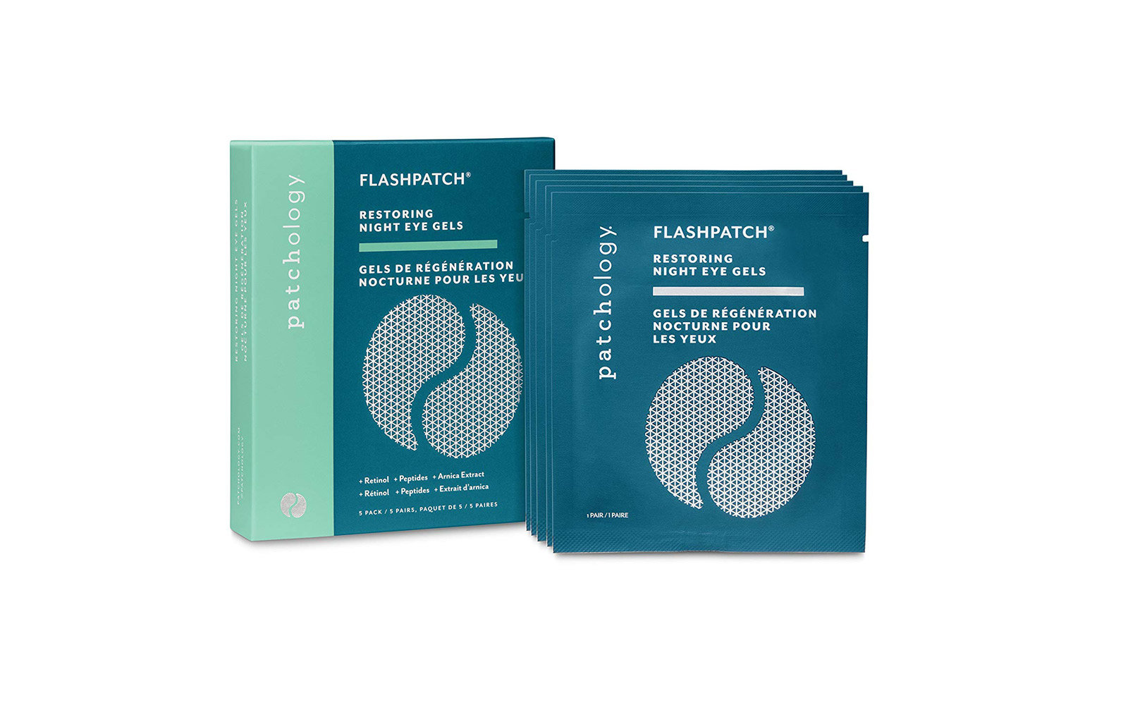 patchology eye sheet mask