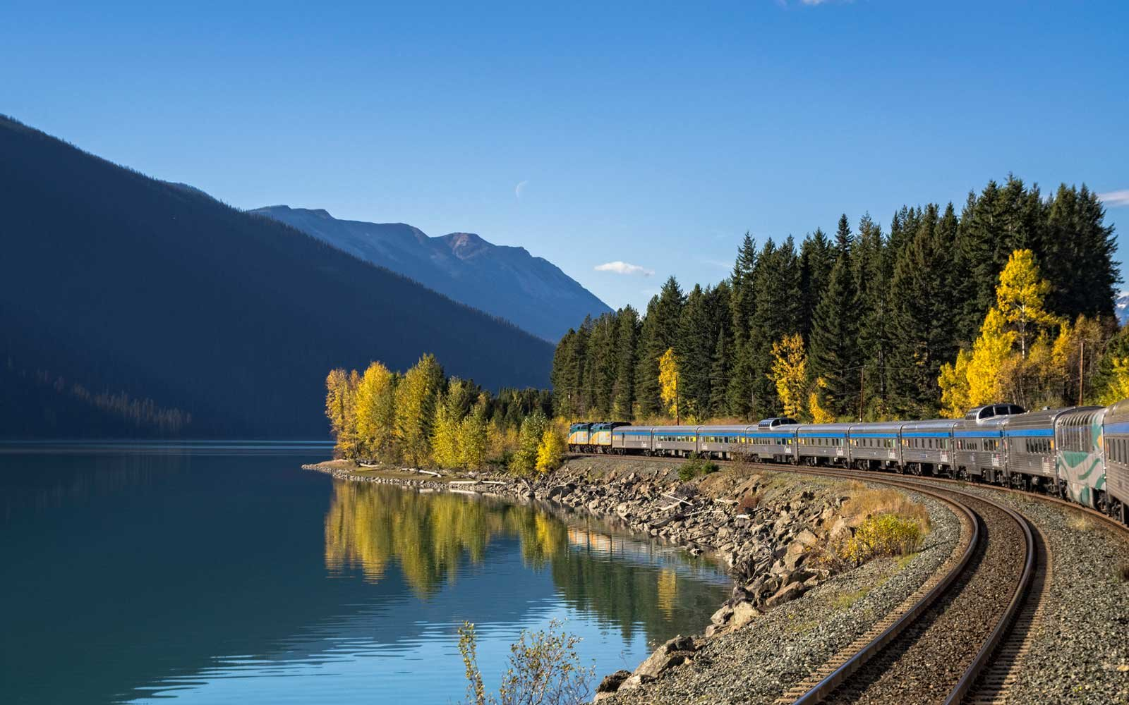 The Great Western Way on the VIA Rail: Canada