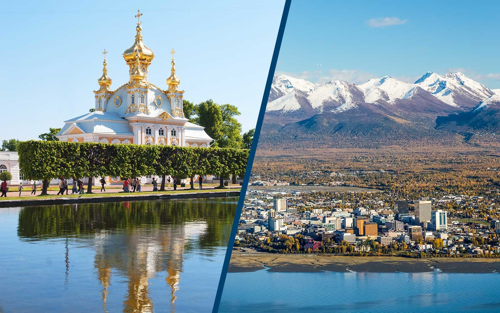 Trips for Aquarius to Russia and Alaska