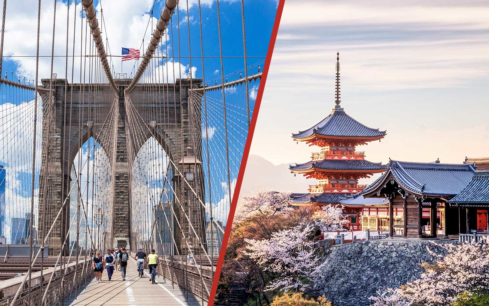 Fall vacations for Cancers to New York and Japan
