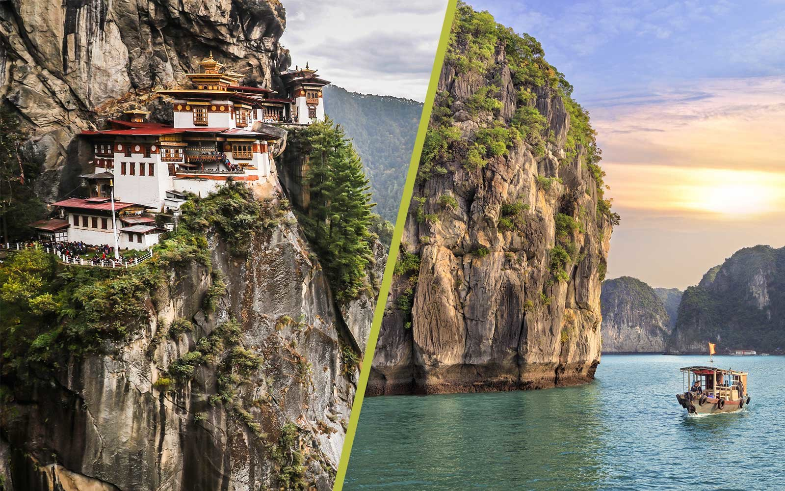 Trips for Libras to Tibet and Vietnam