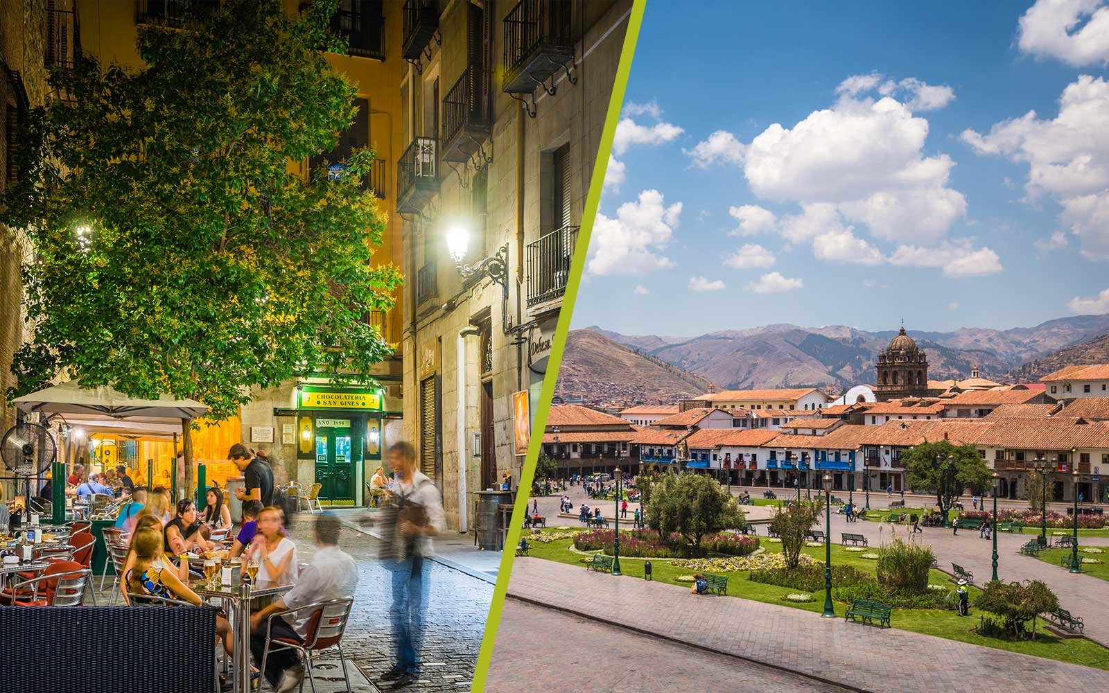 Taurus trips for fall to Spain and Peru
