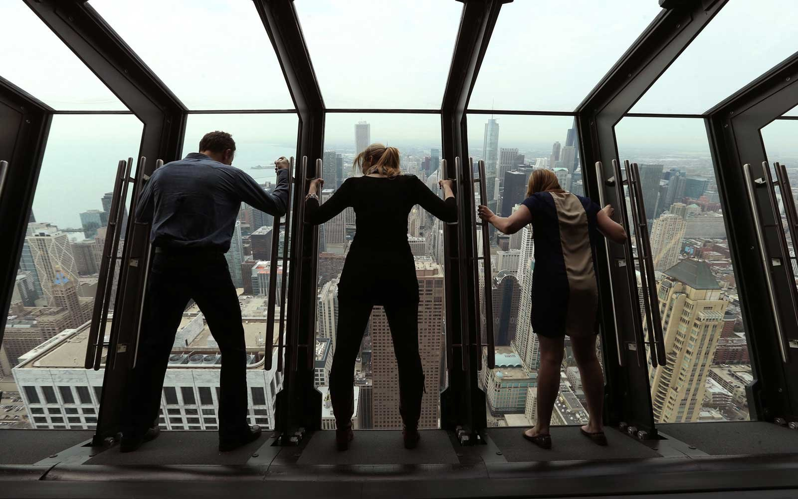These Are the World's Most Jaw-dropping Skyscraper Observation Decks