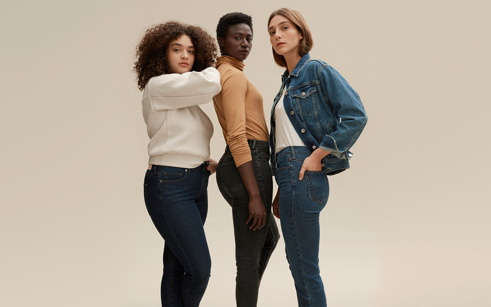 Everlane Stretch Denim Jeans