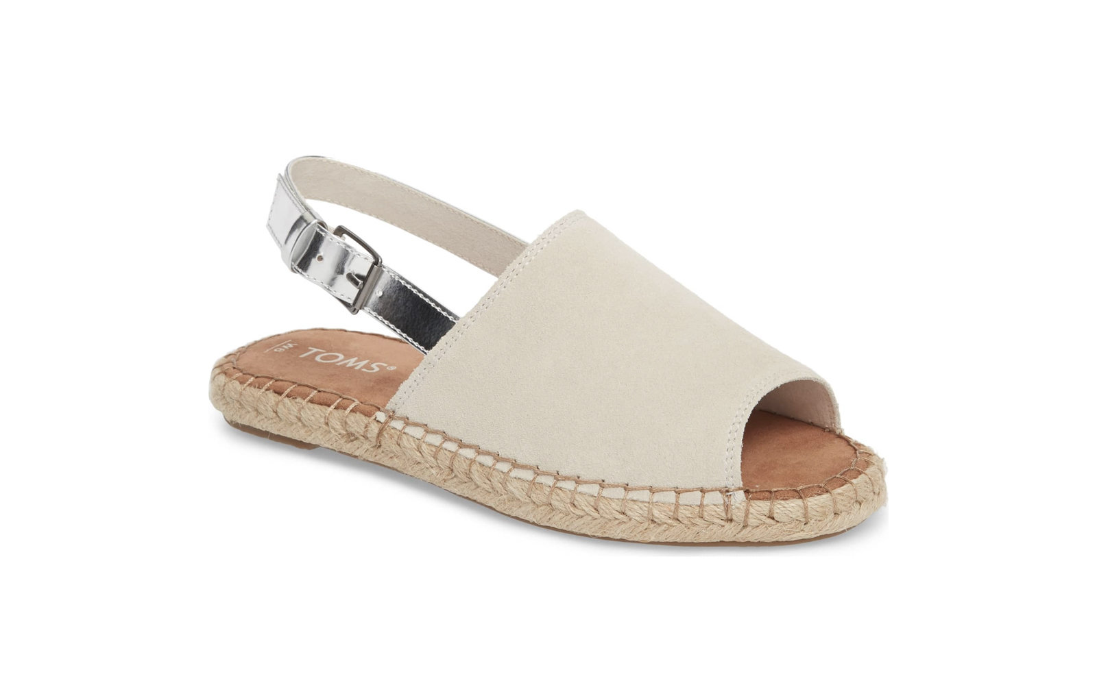 b40d304391978 TOMS  Clara  Slingback Sandal. Best Sandals from the Nordstrom Sale