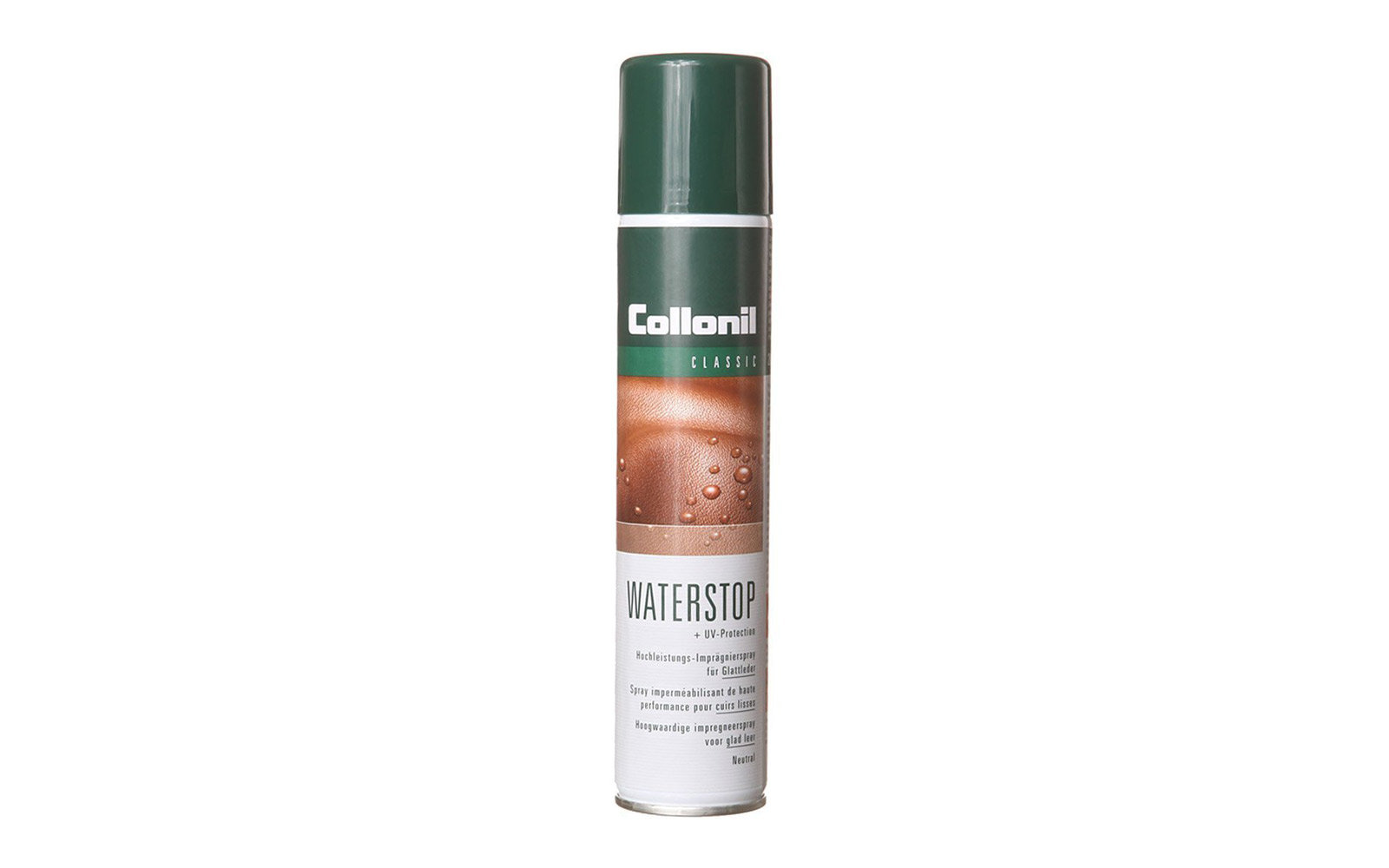 To Waterproof Leather or Suede: Collonil Waterstop