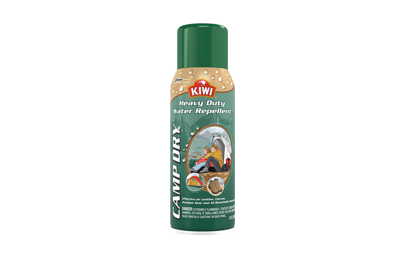 To Waterproof Pretty Much Everything: Kiwi Camp Dry Heavy Duty Water Repellent