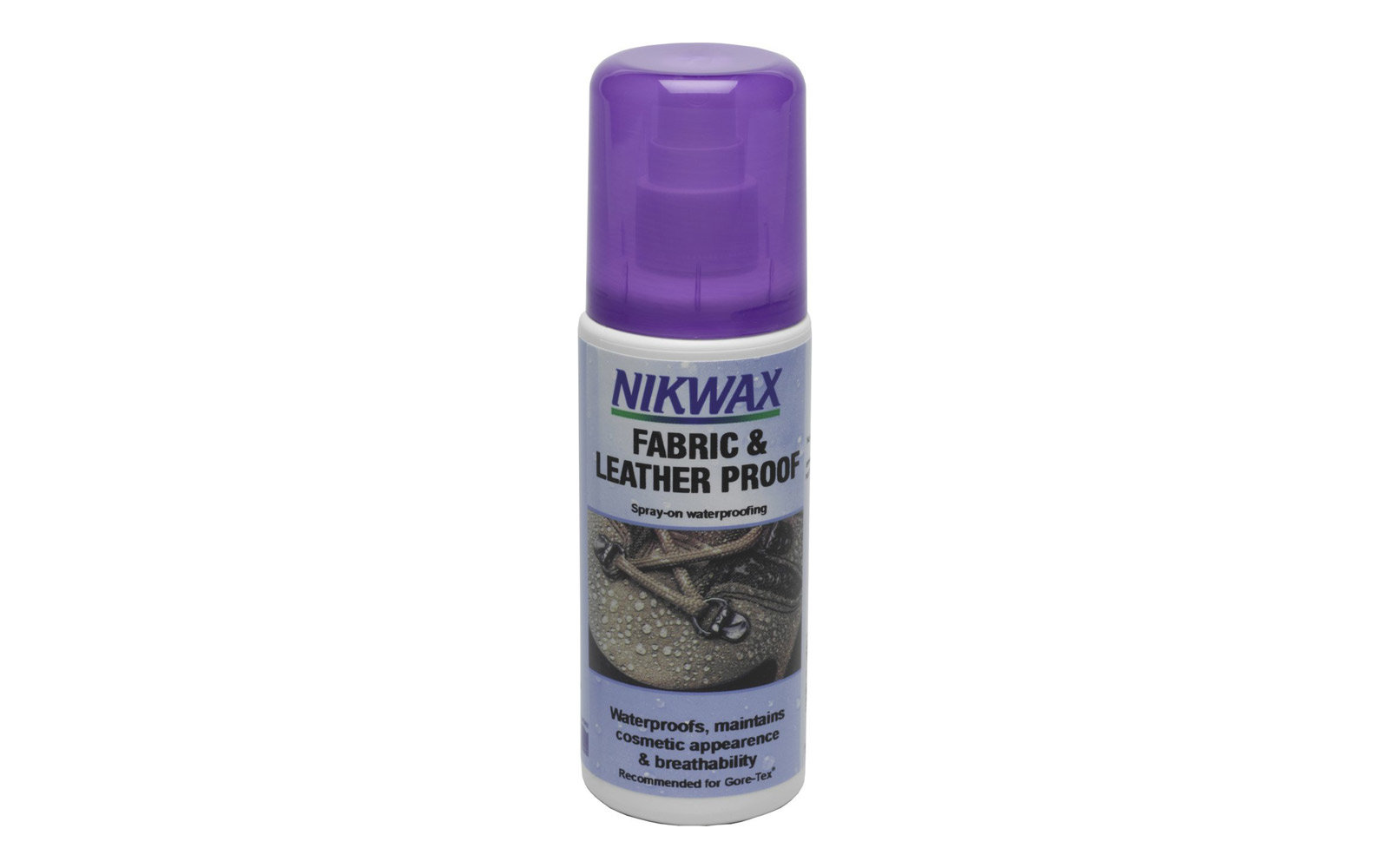 To Waterproof Your Shoes: Nikwax Fabric and Leather Proof