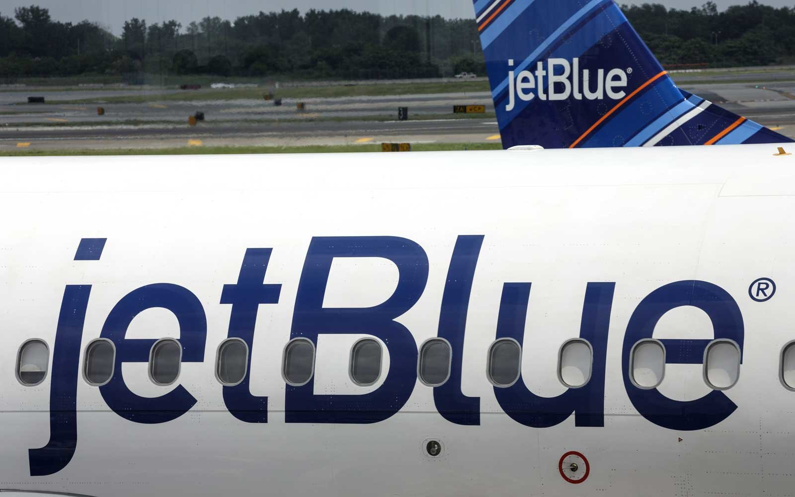 Jetblue Airlines Plane