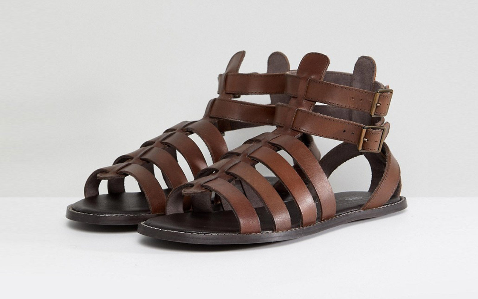 Best Men S Gladiator Sandals Asos Design