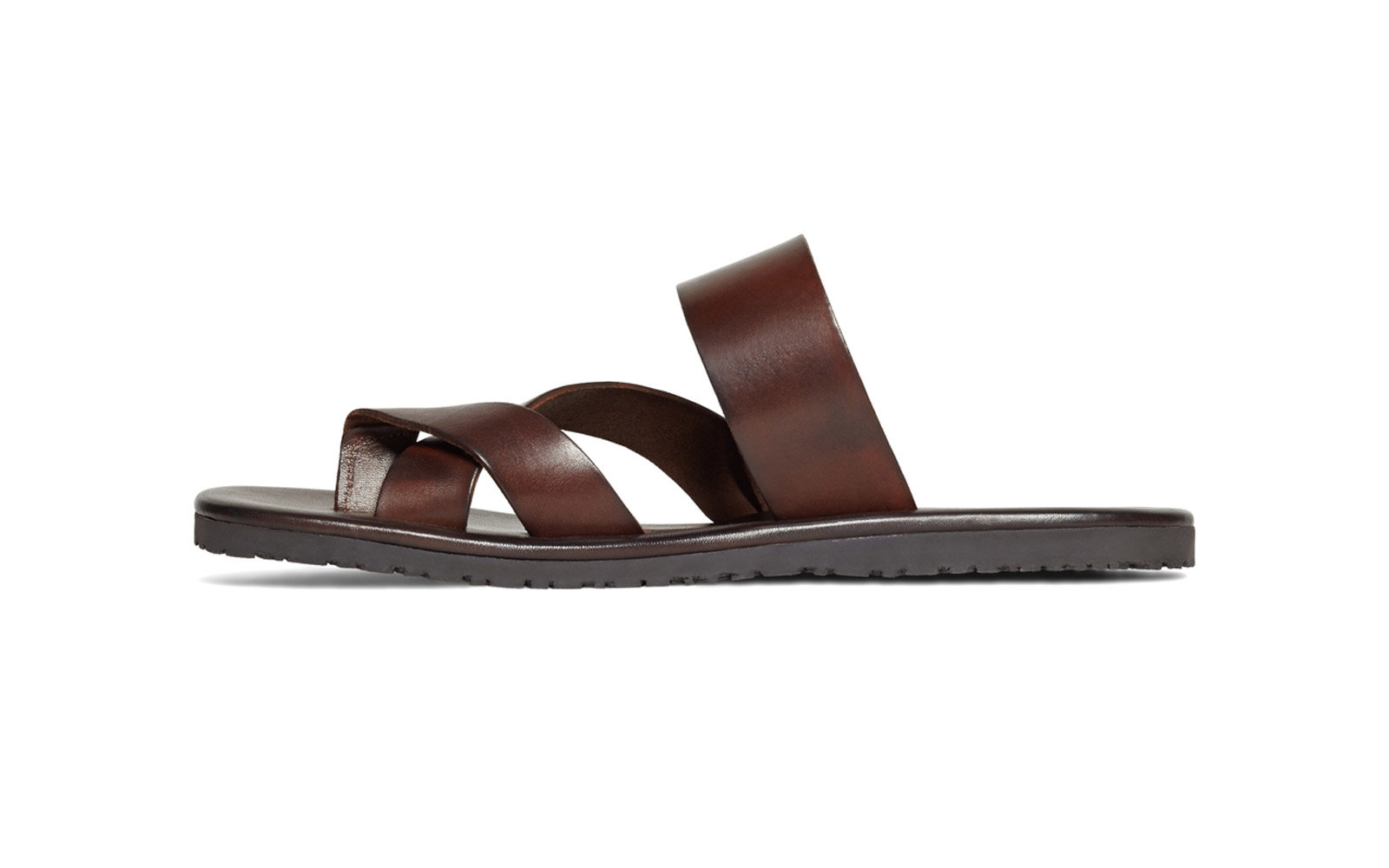 Best Men S Leather Sandals Brooks Brothers