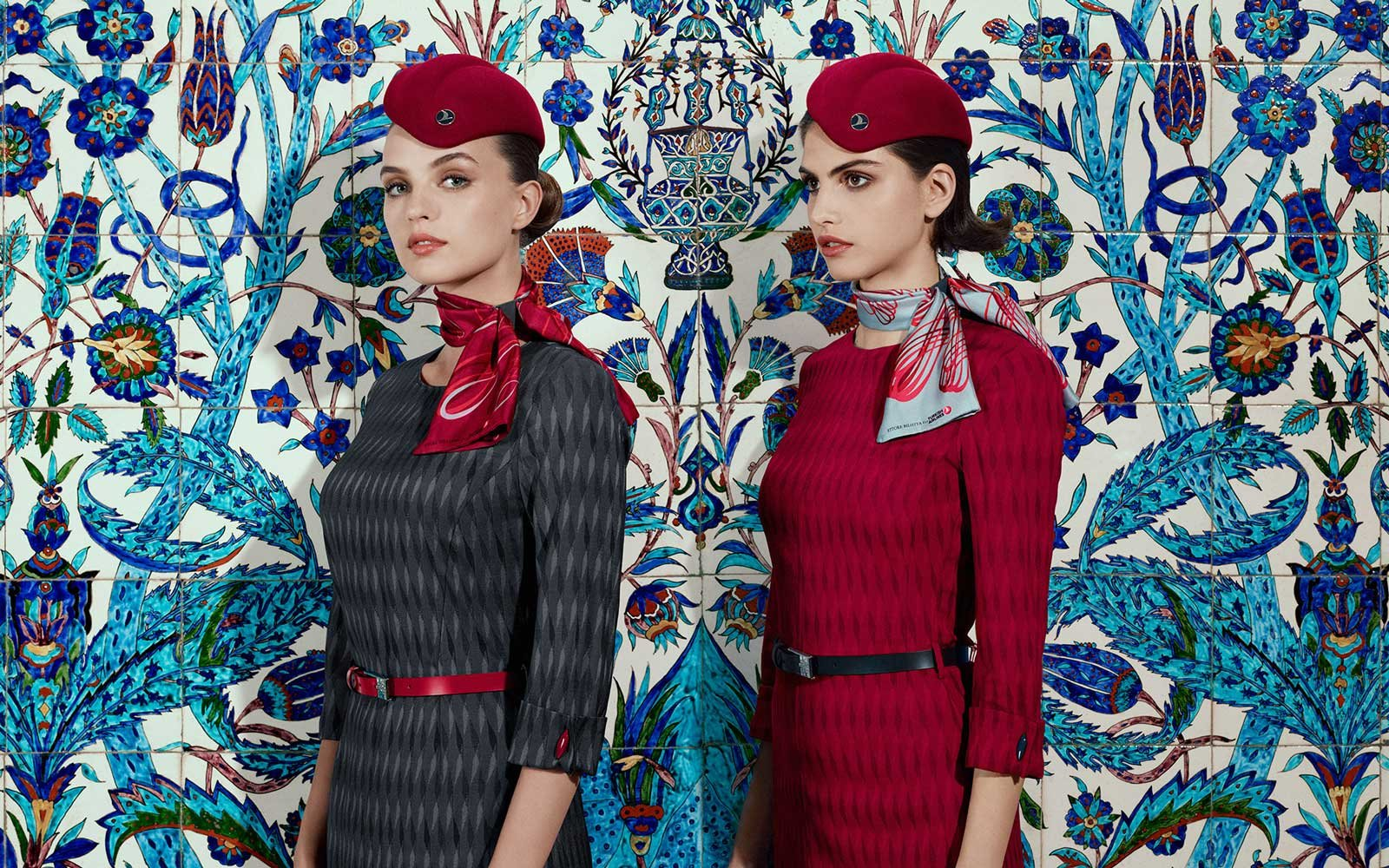 Turkish Airlines new uniforms
