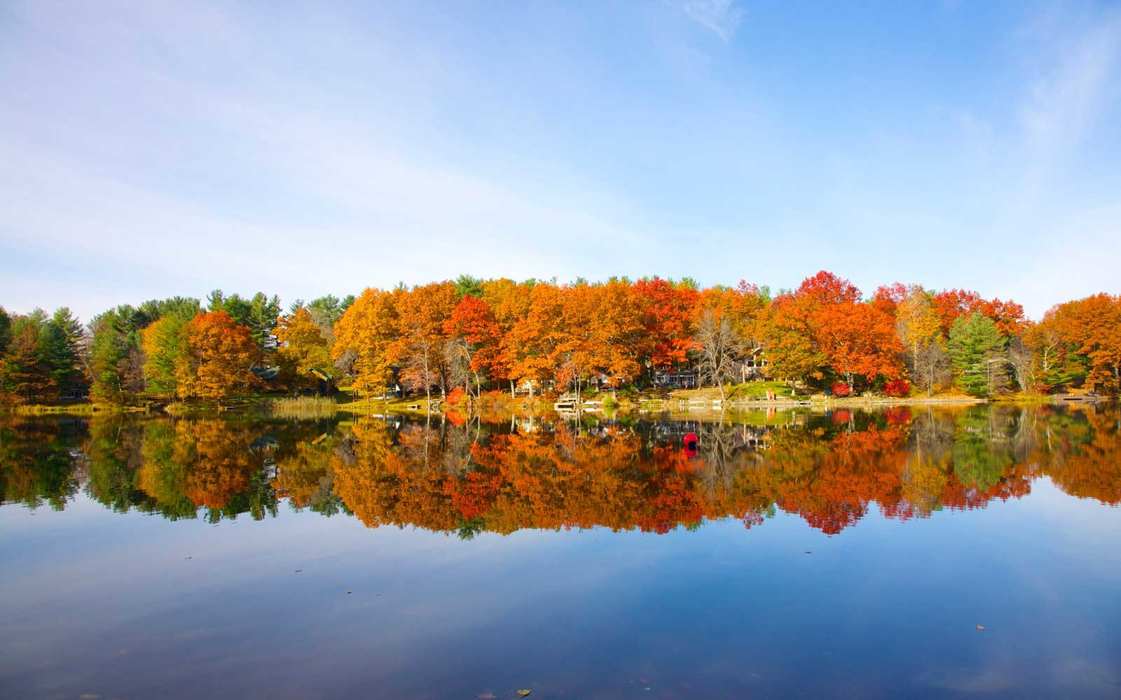 here s where to see the first signs of new york s fall foliage