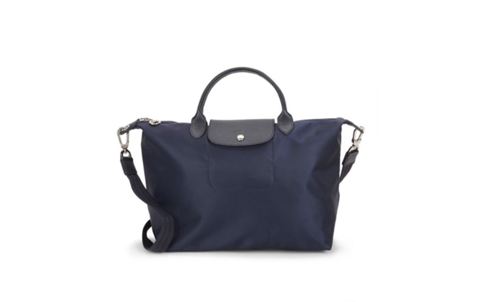 Longchamp Le Pliage Tote Bag In Navy