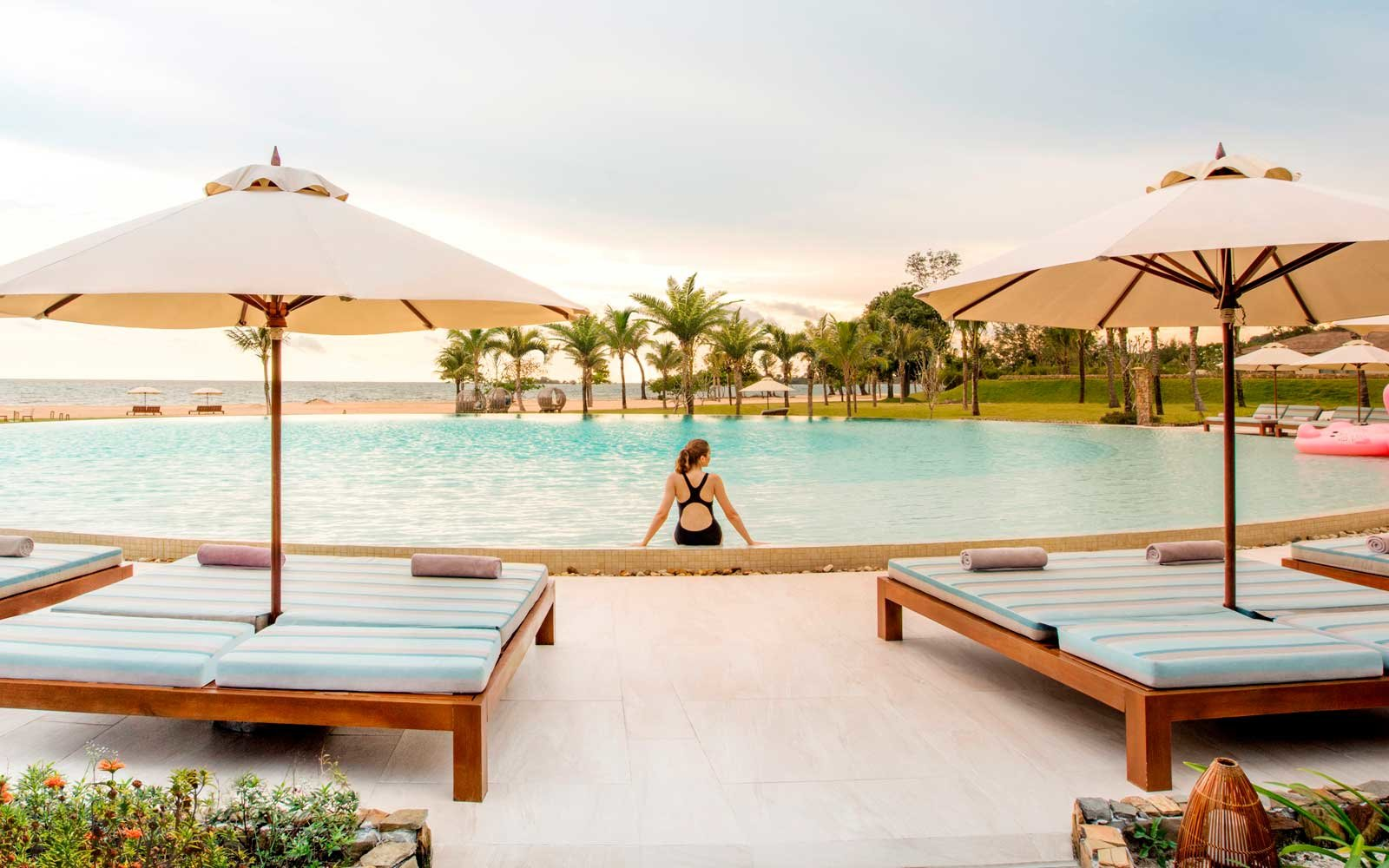 Fusion Resort Phu Quoc pool