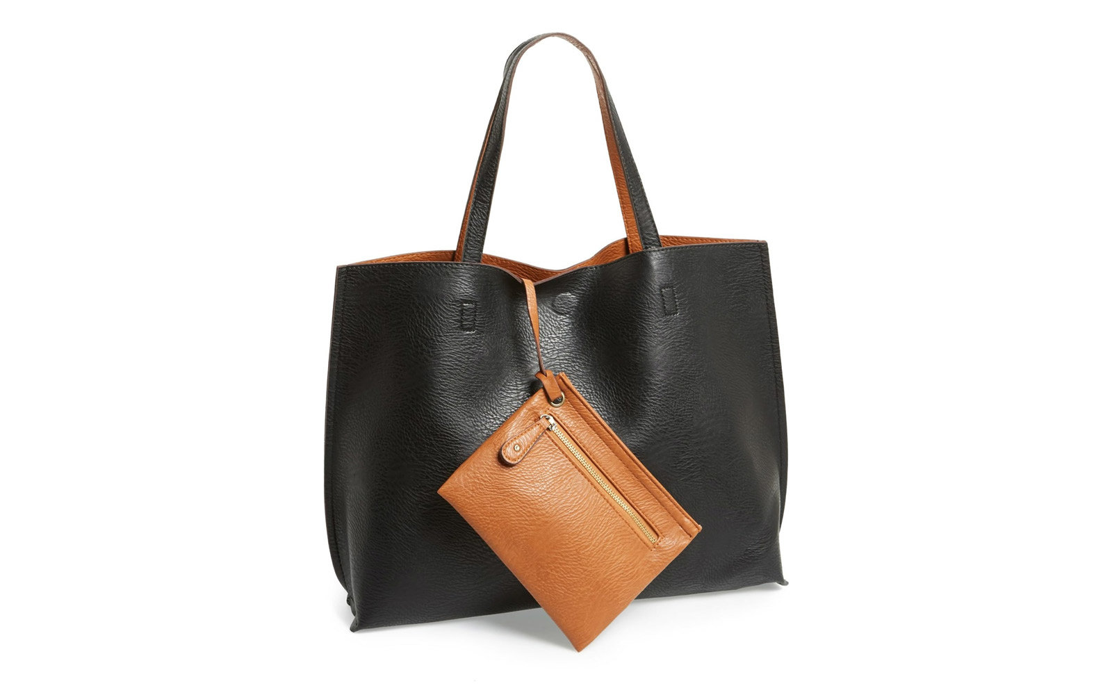 cdb6e6bf2f5f The Faux Stow  Street Level Reversible Tote