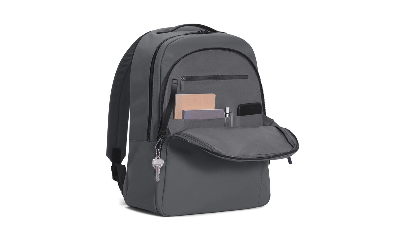 ca2dba2343 Away Backpack. away travel backpack. Courtesy of Away