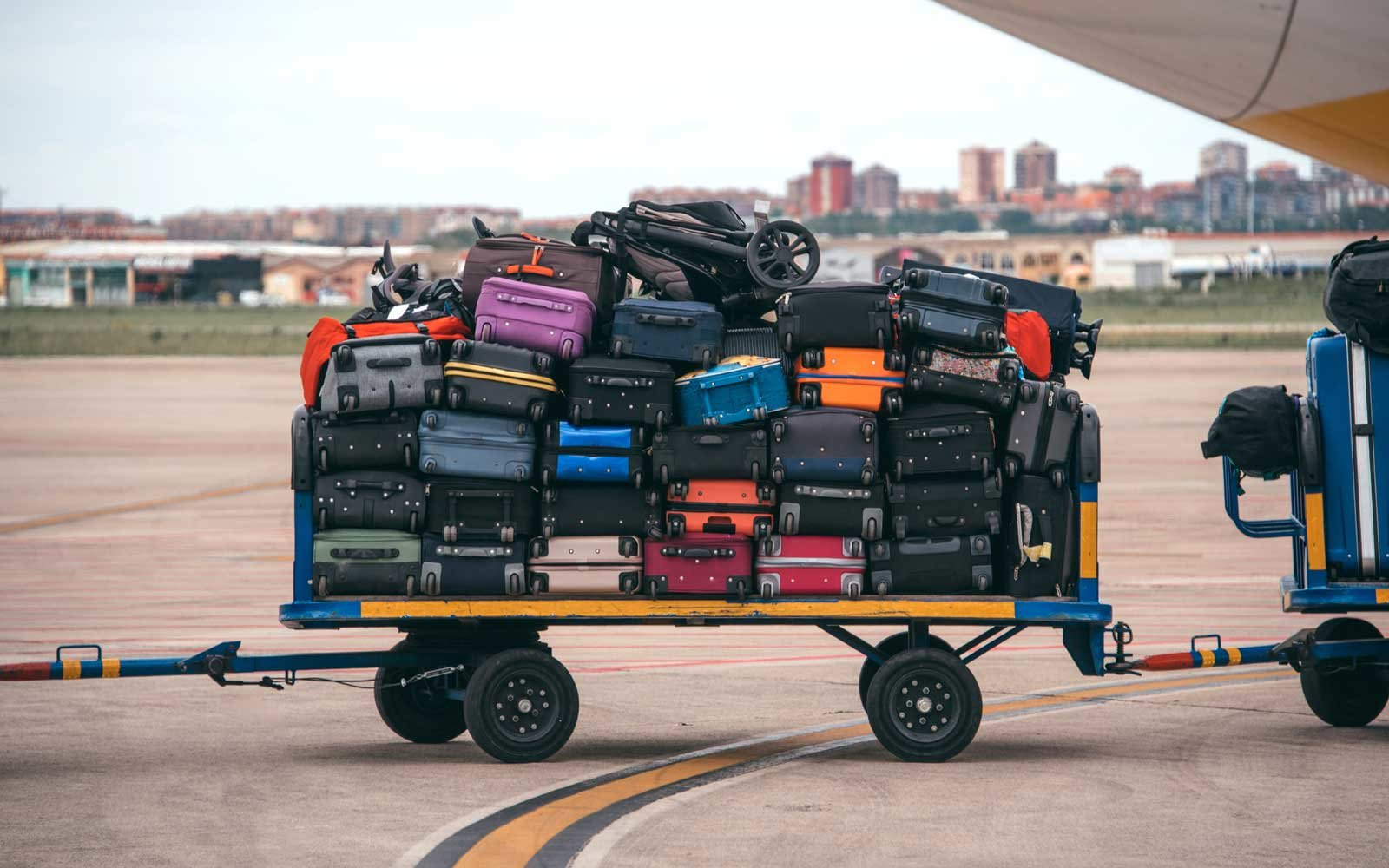 United Checked Baggage Fees Why U S Airlines Are Raising Their Baggage Fees And