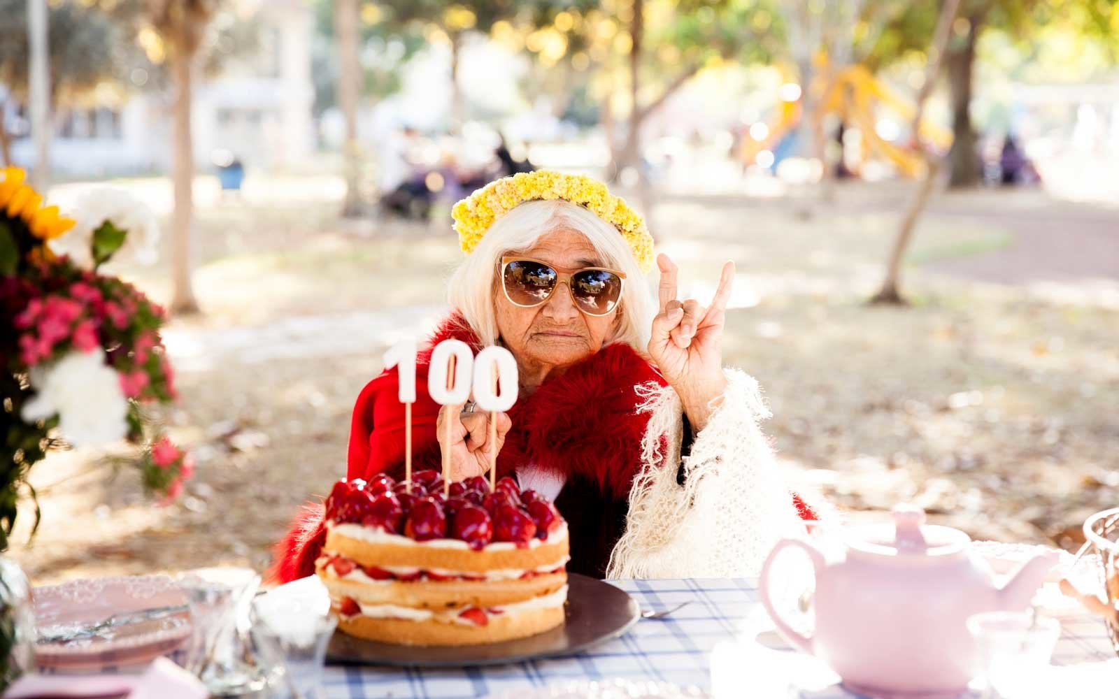 100th Birthday
