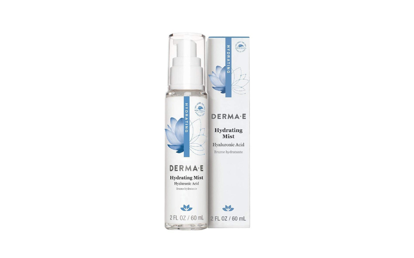 DERMA-E Hydrating Mist with Hyaluronic Acid