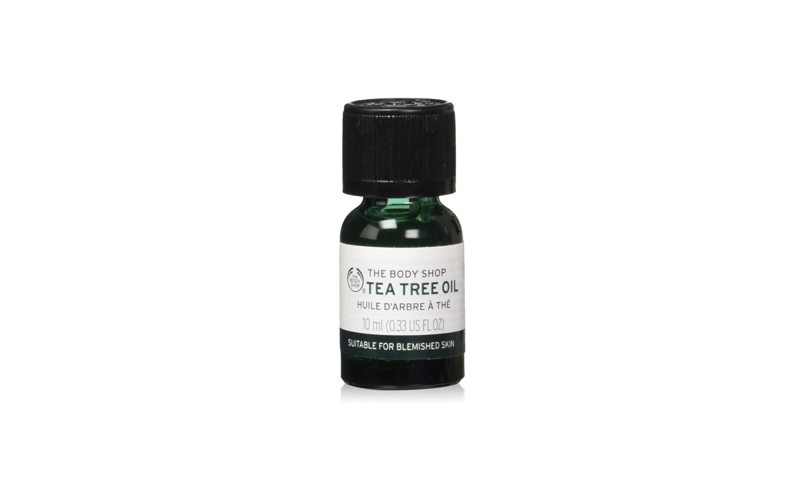 For Minor Cuts or Blemishes: The Body Shop Tea Tree Oil