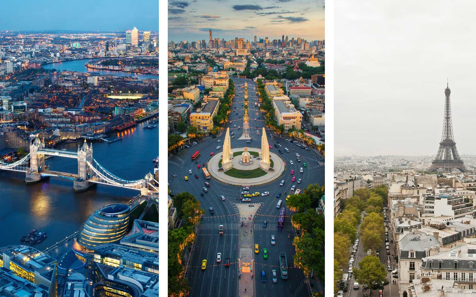 This Is the Most Visited City in the World (Video)