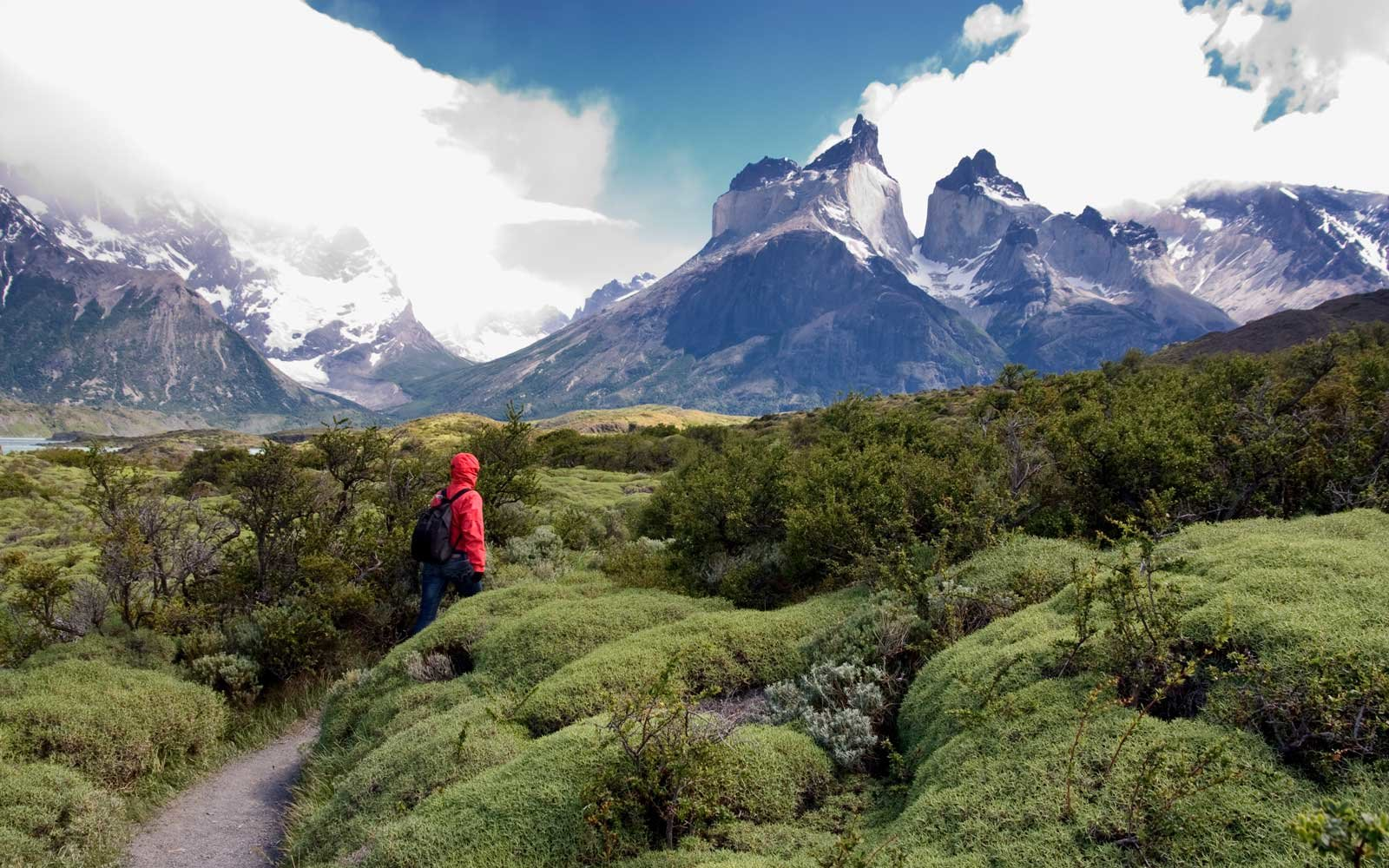 The Route of the Parks of Patagonia will connect 17 of Chile's national parks in one trail.