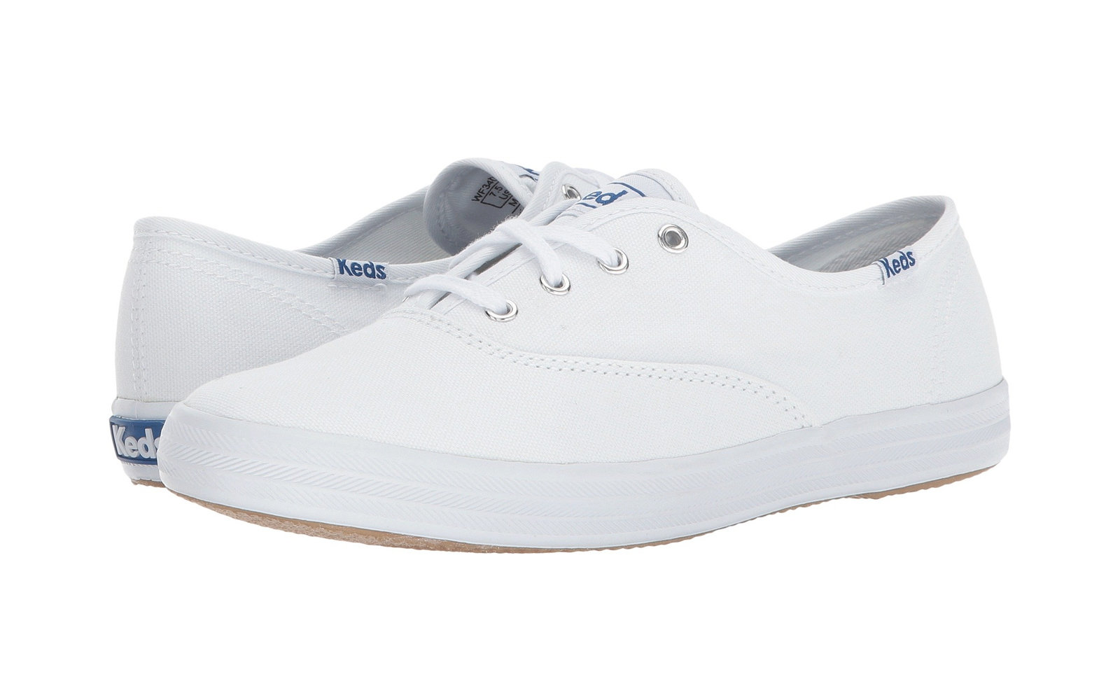 a0d06128d210 Keds Champion Canvas CVO in White Canvas. Best Sneakers on Sale at Zappos