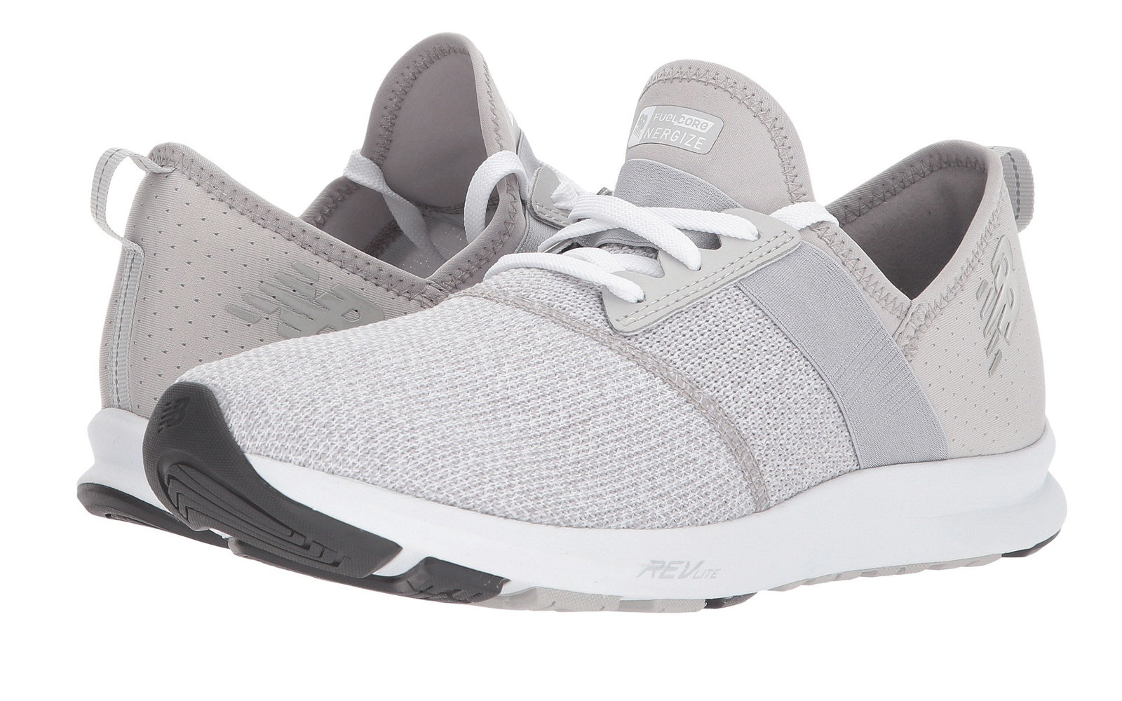04022c8883e8 New Balance FuelCore NERGIZE in Overcast White. Best Sneakers on Sale at  Zappos