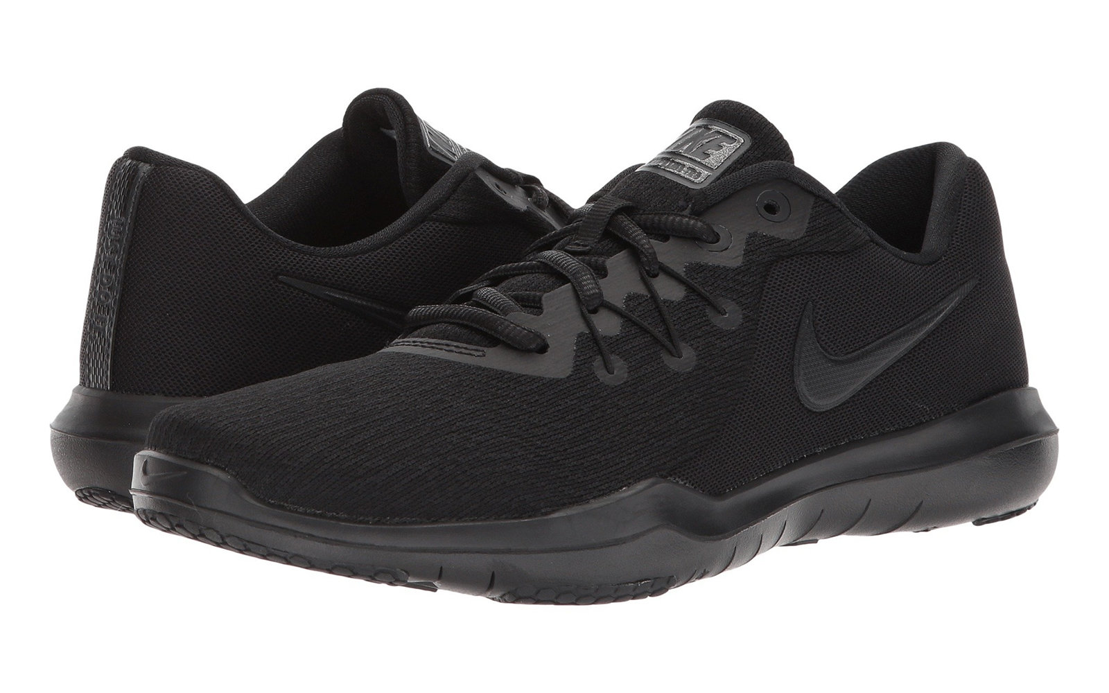 Nike Flex Supreme TR 6 Training in Black/Black/Anthracite