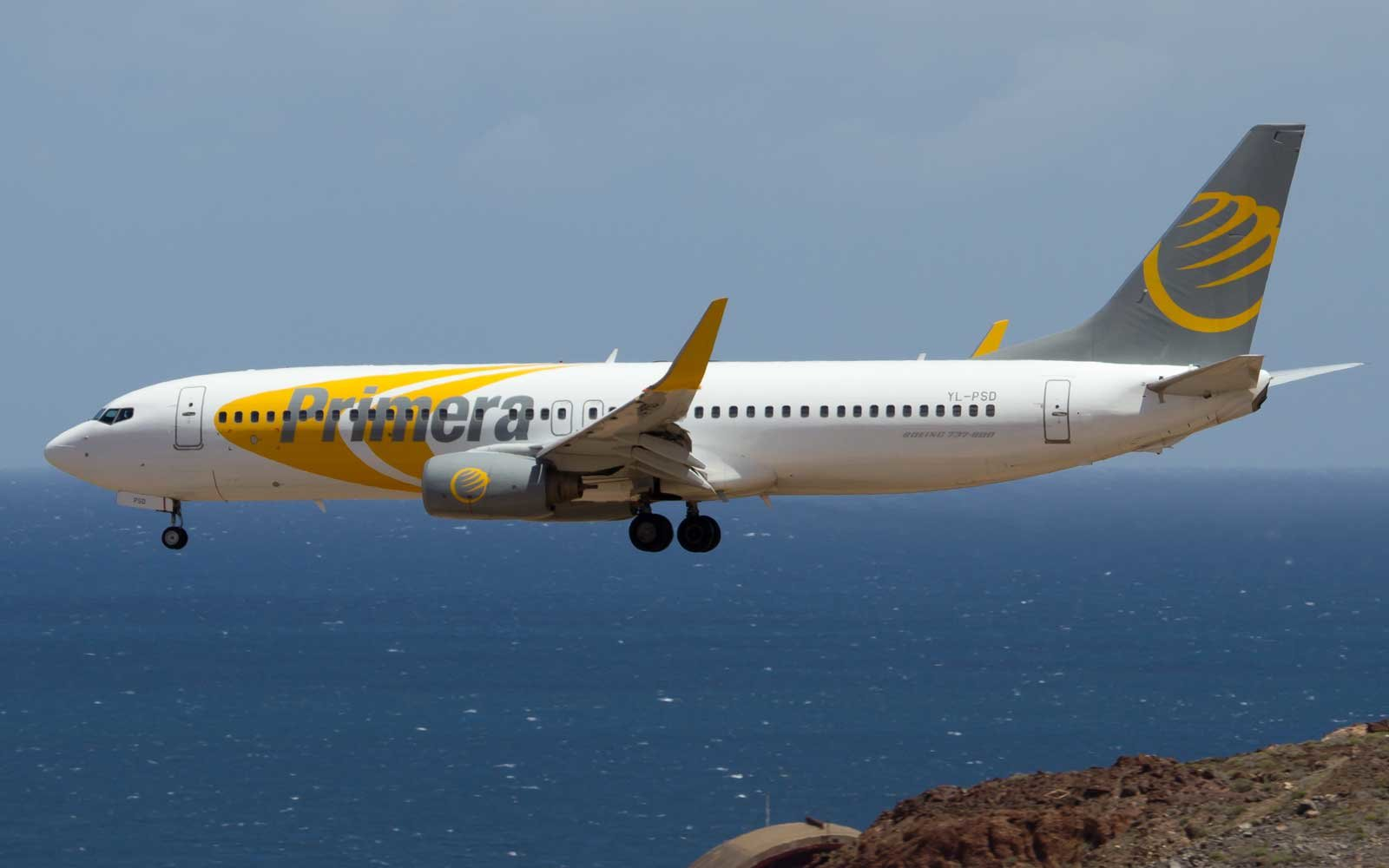 European budget airline Primera Air ceases operations