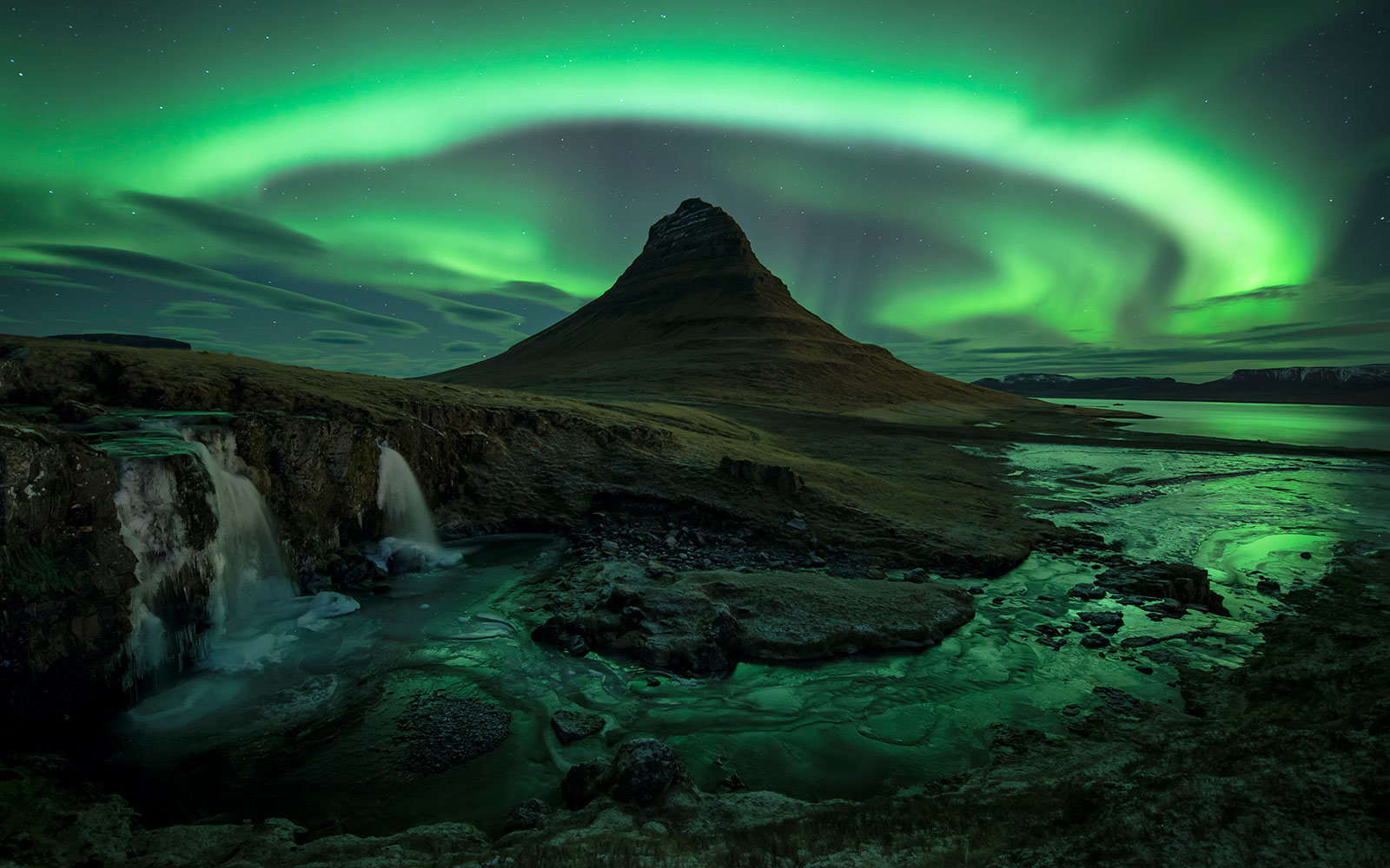 Iceland, Northern Lights