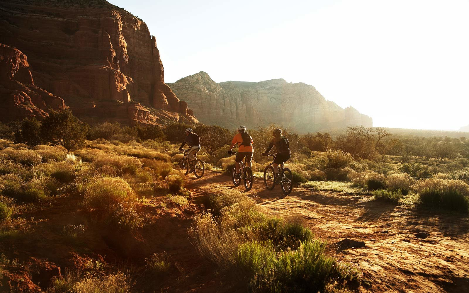 Sedona, Arizona, Mountain Biking