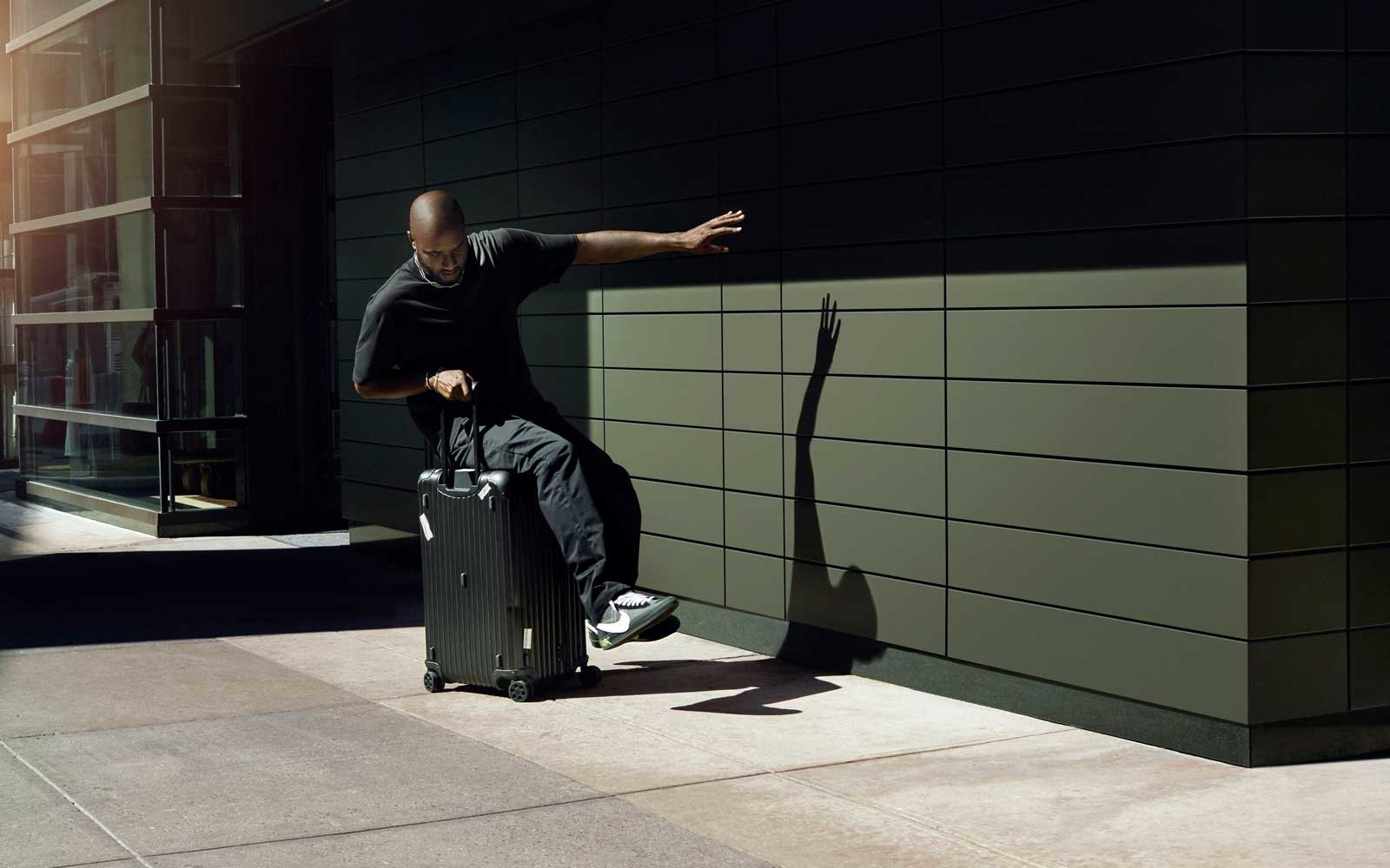 Louis Vuitton's Artistic Director Travels 310 Days a Year — Here's What He Packs in His Carry-on