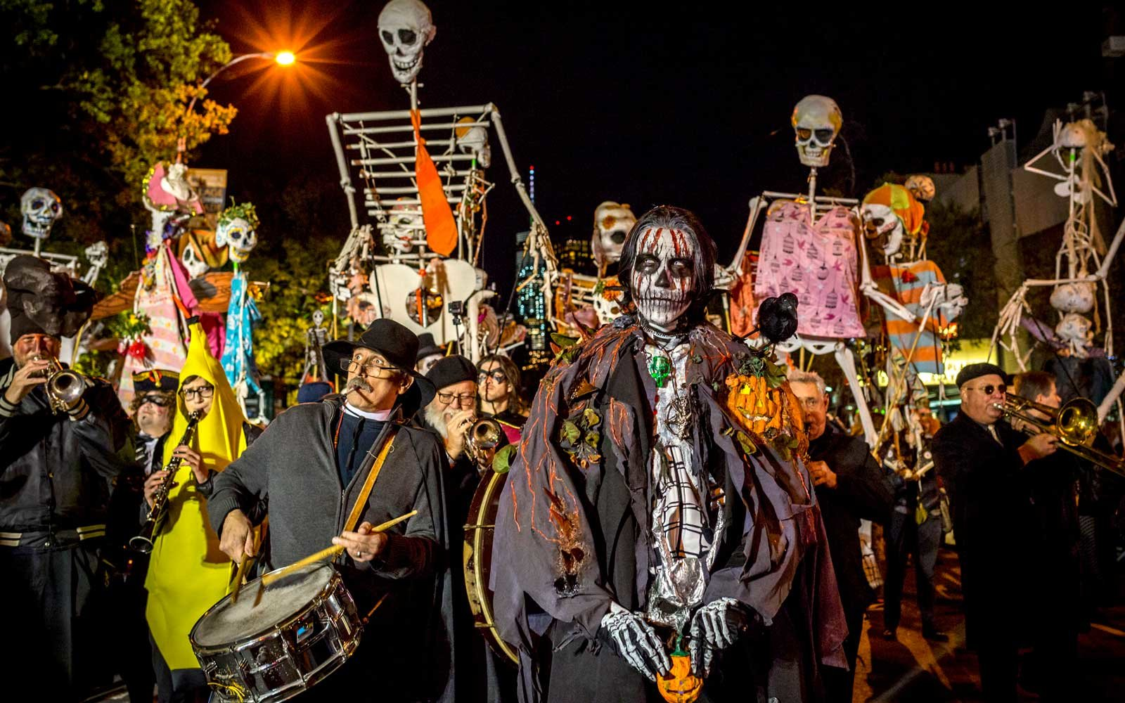 the best halloween 2018 events across the u.s. | travel + leisure