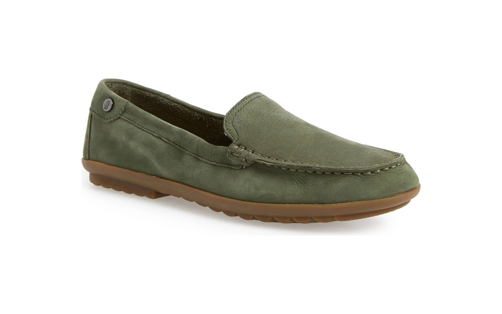 231dc312a104 Hush Puppies  Adi  Moc Toe Loafers. hush puppies arch support shoes for  women. Courtesy of Nordstrom