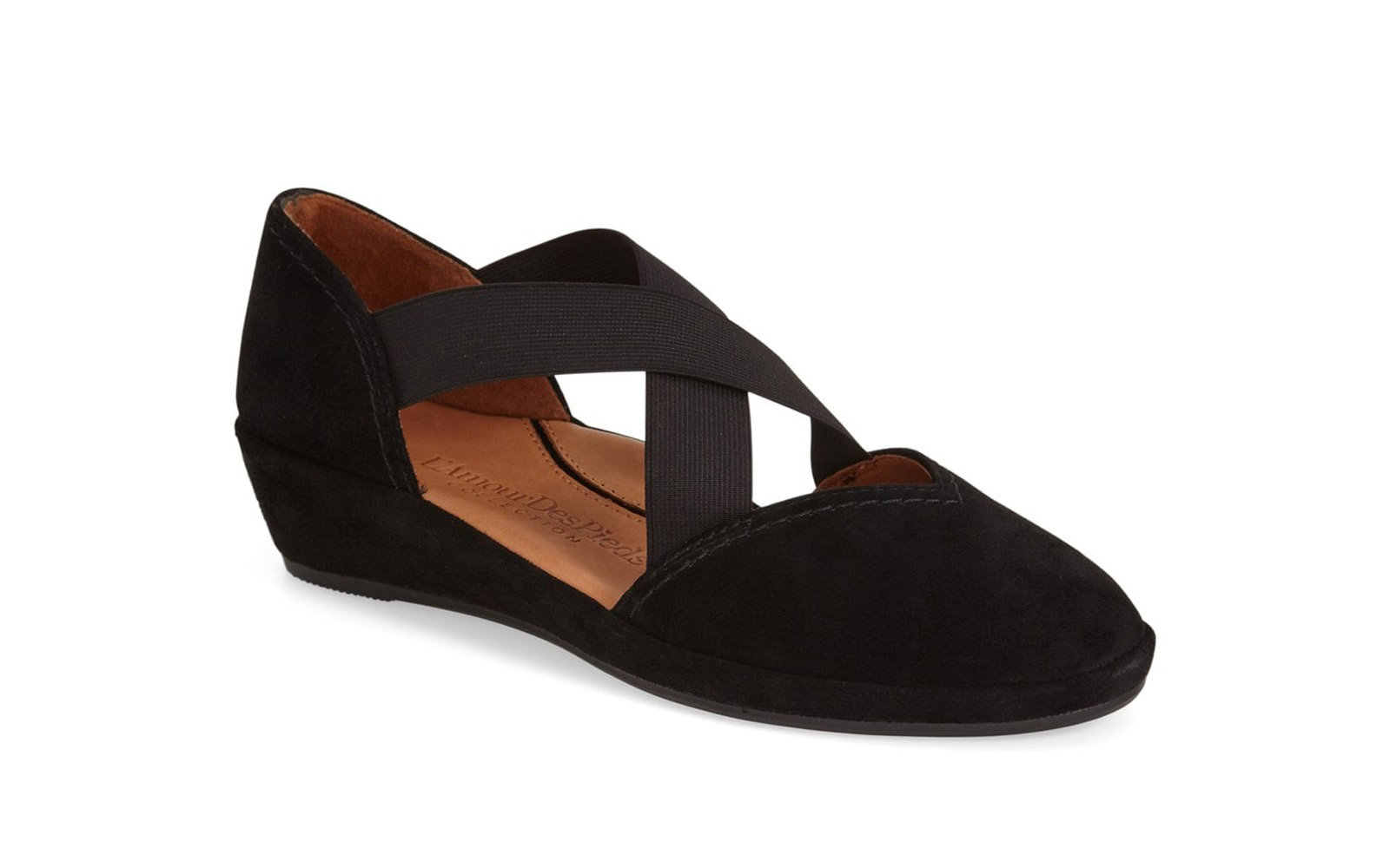 aa3d3f6c37cc L Amour Des Pieds  Bane  Wedge. lamour des pieds arch support shoes for  women. Courtesy of Nordstrom