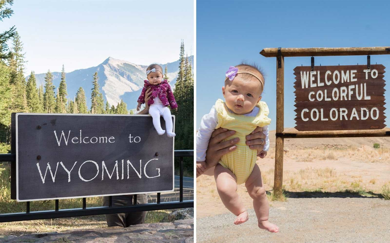 Harper Yeats set to become the youngest person to visit all 50 states