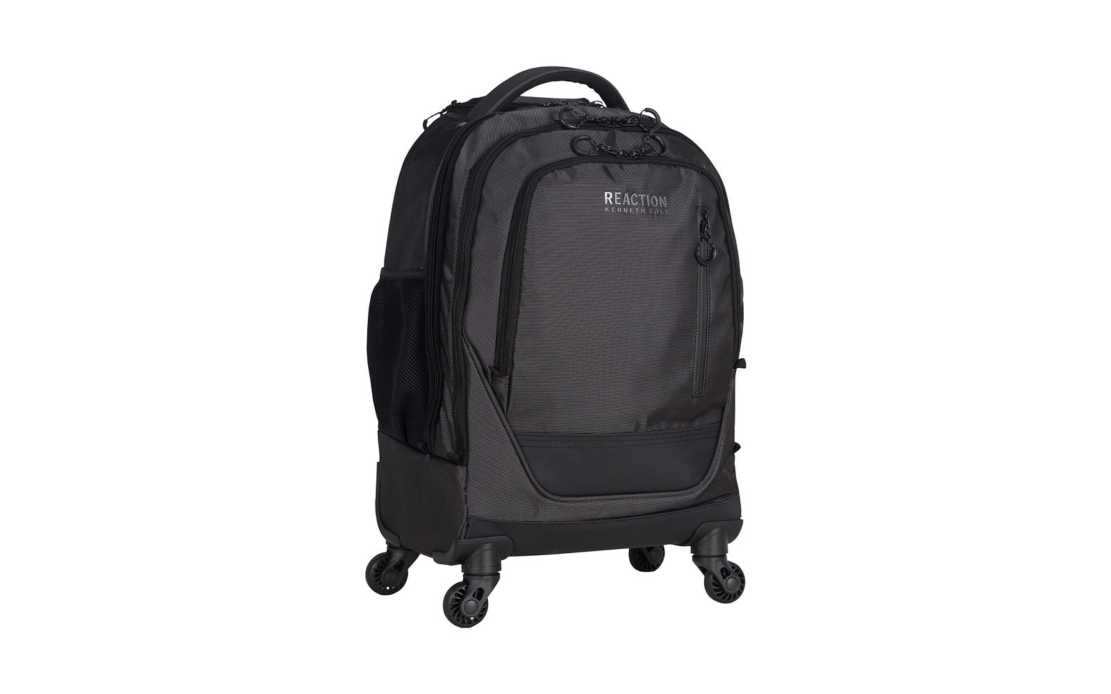 reaction kenneth cole rolling laptop backpack