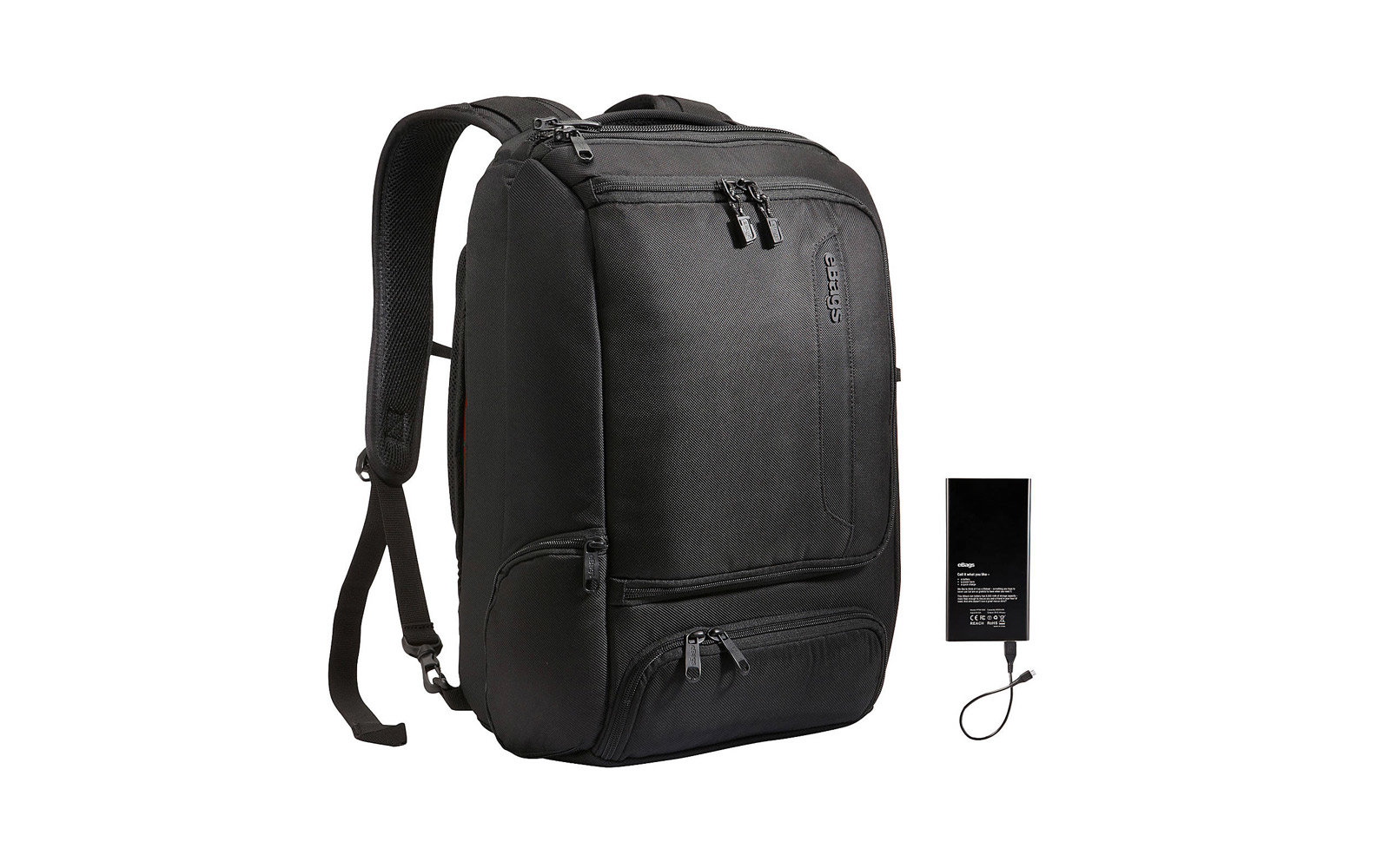 7996ca512d Best Charging Laptop Backpack  eBags Professional Slim