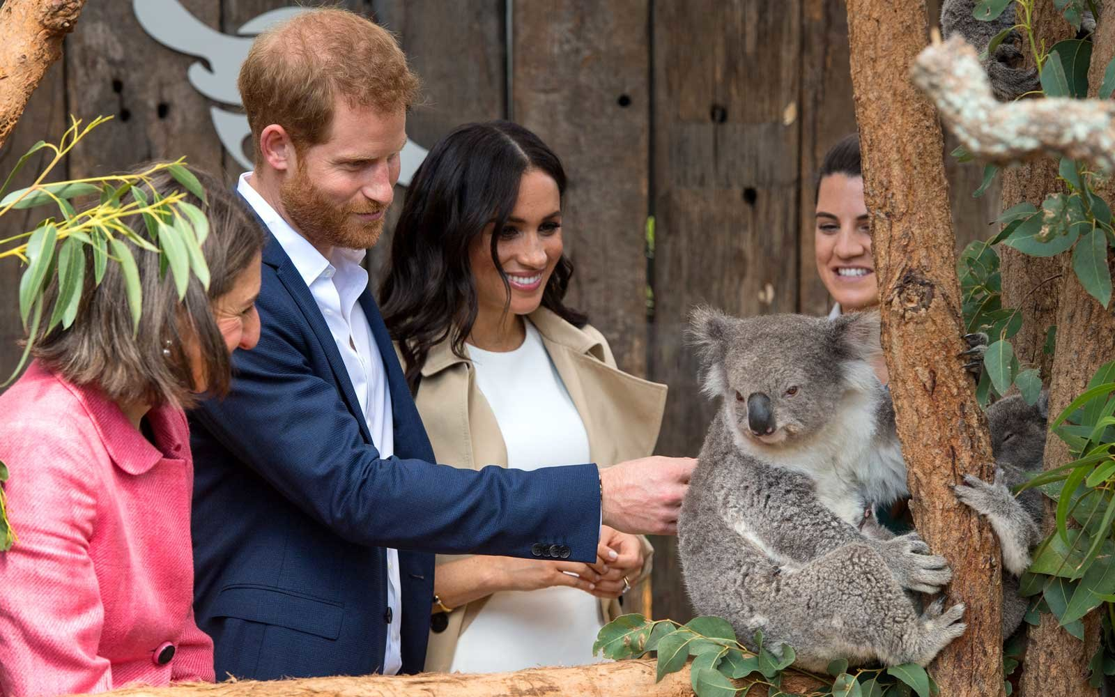 The Duke And Duchess Of Sussex Visit Australia - Day 1
