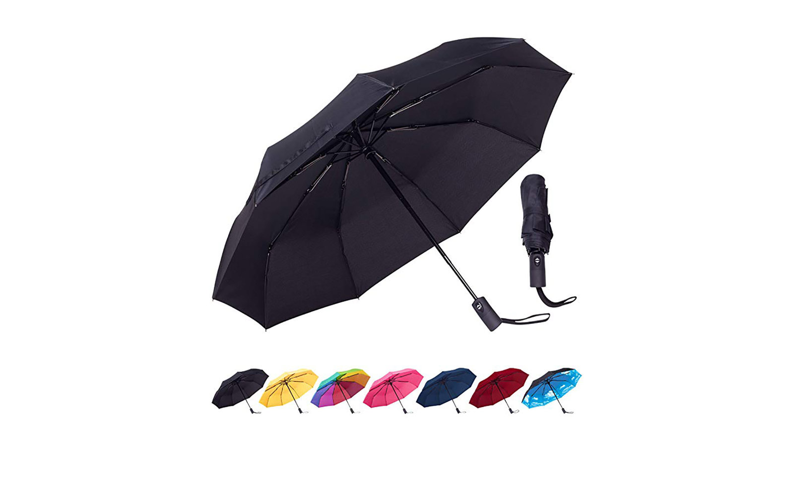 7684fddb3739 The Best Travel Umbrellas That Fit in Your Carry-on Bag