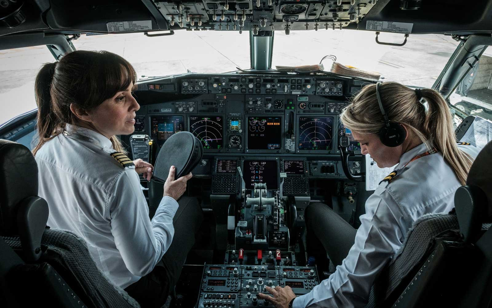 Women Helped Build The Airline Industry — Why Aren't There ...