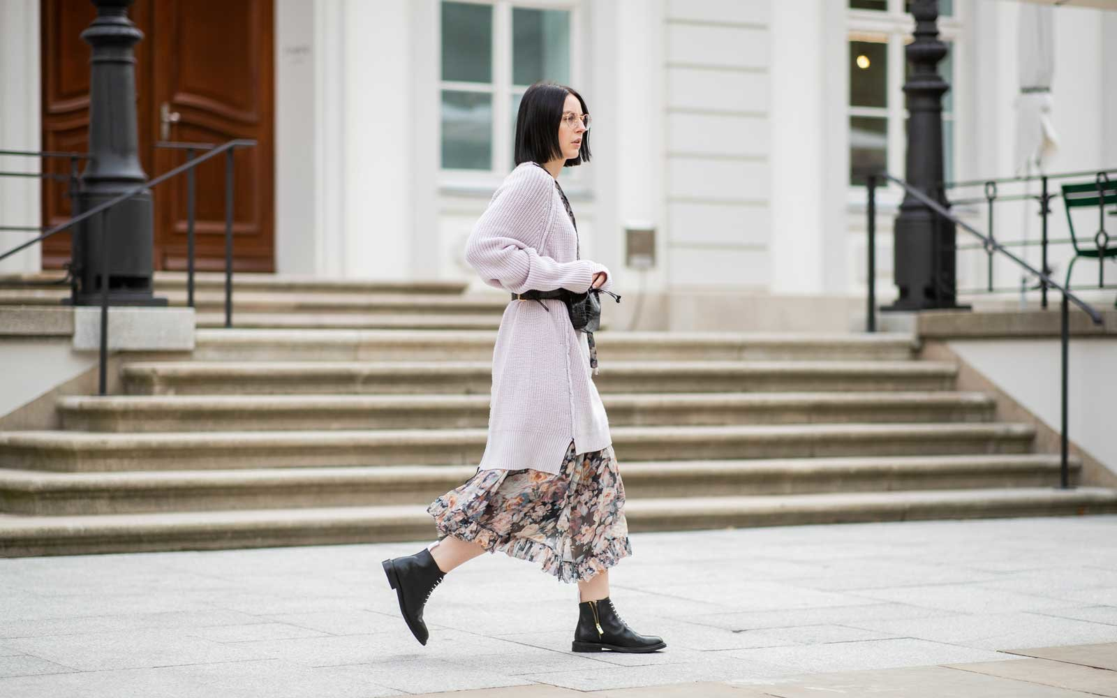 This Fall Fashion Trend Is Actually a Super Smart Packing Hack