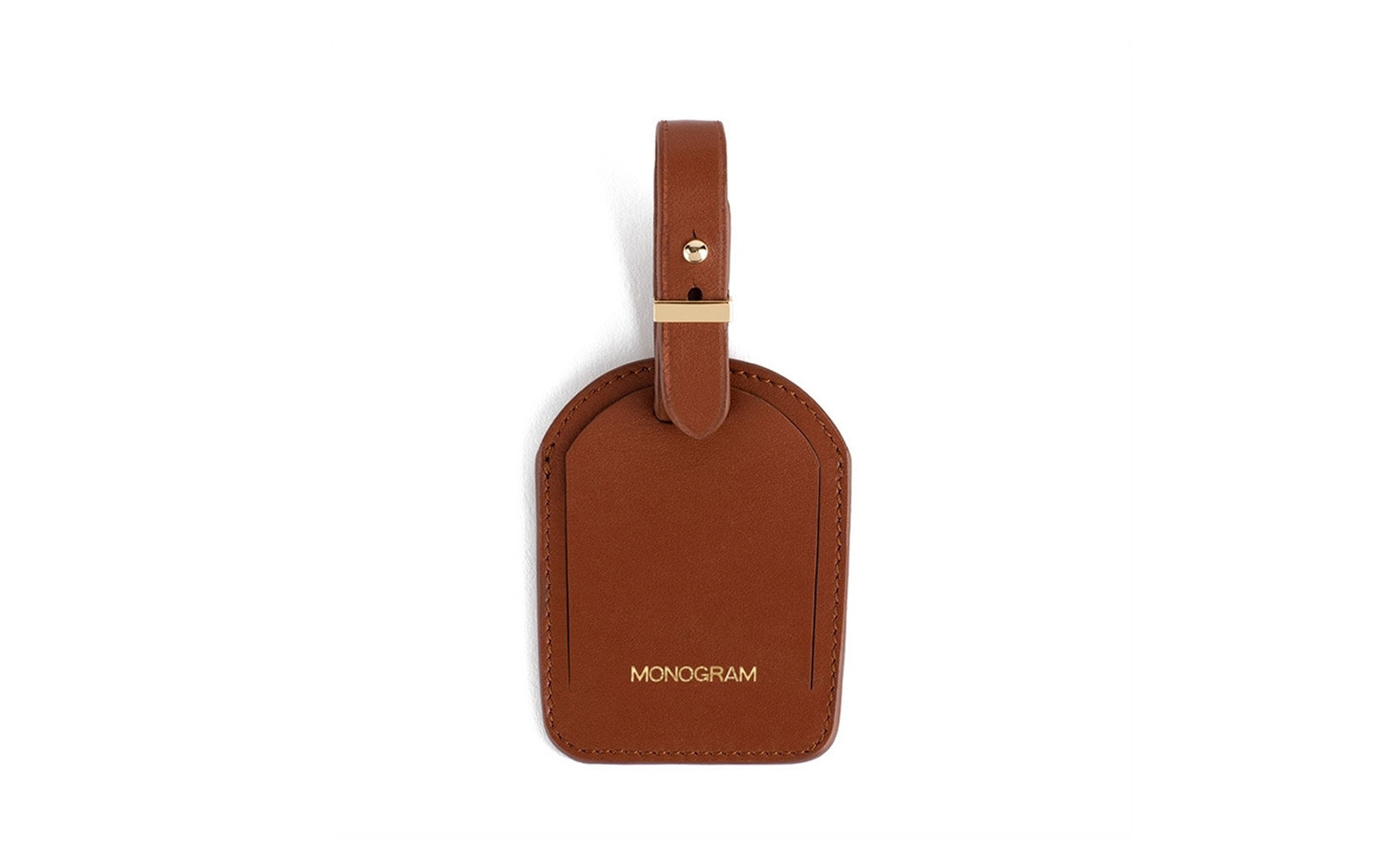 cuyana luggage tag
