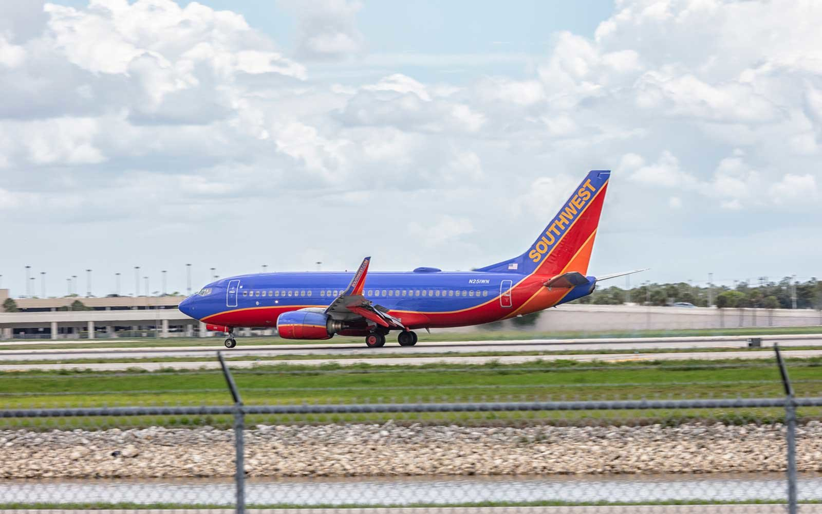 Unwanted game of 'footsie' on Southwest flight leads to emergency landing