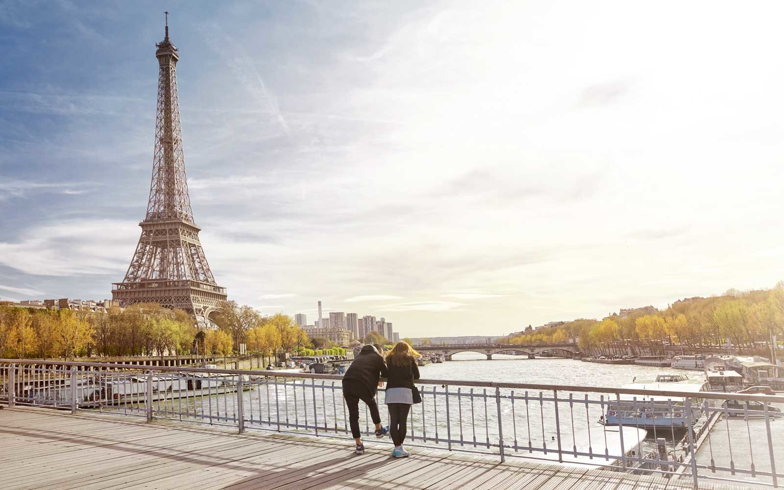 Take a flight to Paris from the U.S. starting at $329 round-trip with icelandair's latest sale.