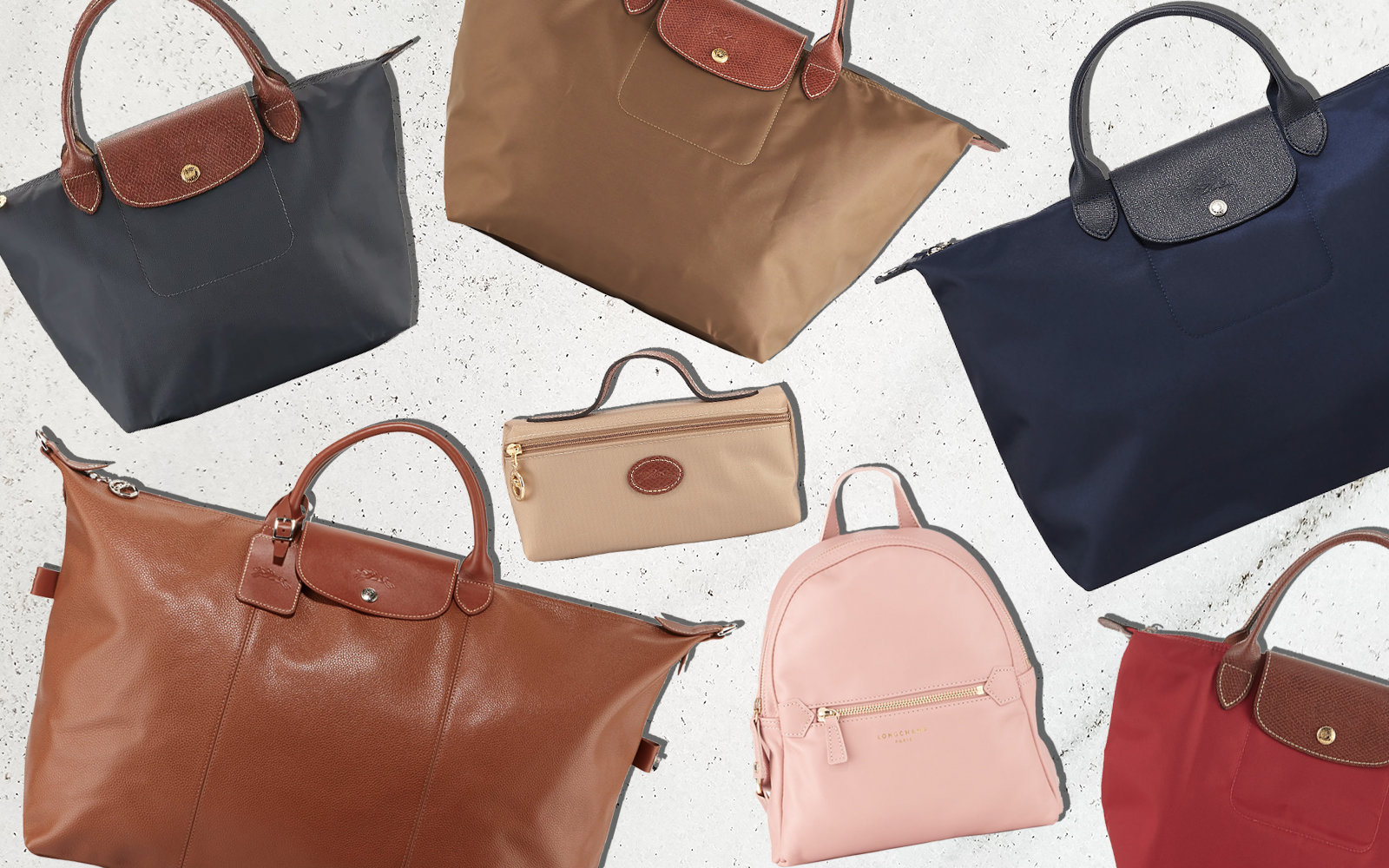 Longchamp s Best Travel Bags Are Majorly on Sale Right Now  9004ad582fb82